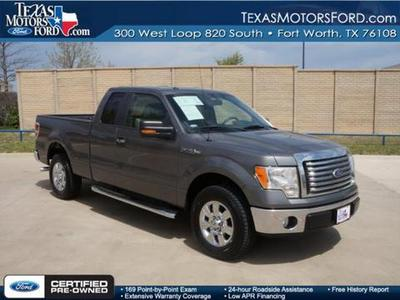 2010 Ford F150 XLT Extended Cab Pickup for sale in Fort Worth for $21,995 with 72,066 miles.