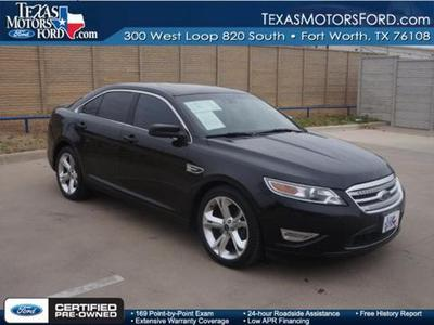 2010 Ford Taurus SHO Sedan for sale in Fort Worth for $19,888 with 64,788 miles.