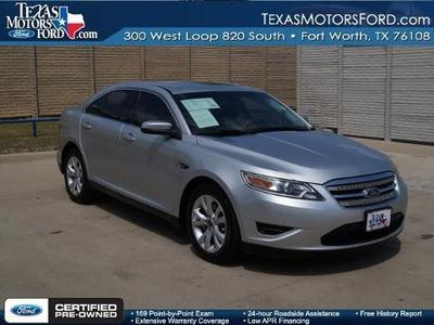 2010 Ford Taurus SEL Sedan for sale in Fort Worth for $17,999 with 29,046 miles.
