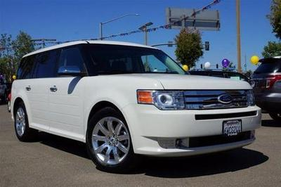 2012 Ford Flex Limited SUV for sale in Vista for $29,981 with 27,165 miles.
