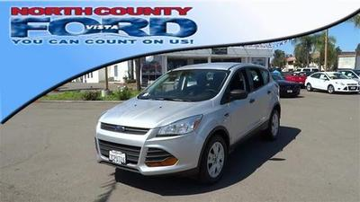 2014 Ford Escape S SUV for sale in Vista for $19,991 with 17,430 miles.