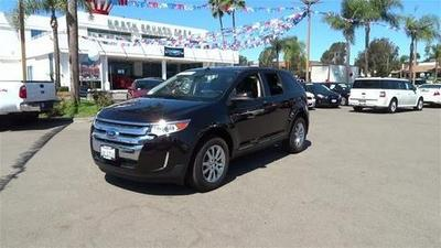 2013 Ford Edge SEL SUV for sale in Vista for $25,416 with 16,339 miles.