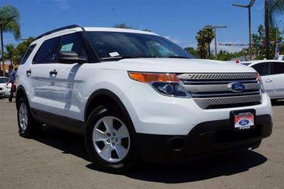 2013 Ford Explorer Base SUV for sale in Vista for $26,481 with 17,792 miles.