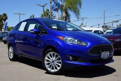 2014 Ford Fiesta SE Sedan for sale in Vista for $14,991 with 13,474 miles.