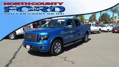2010 Ford F150 FX2 Crew Cab Pickup for sale in Vista for $25,991 with 50,055 miles.