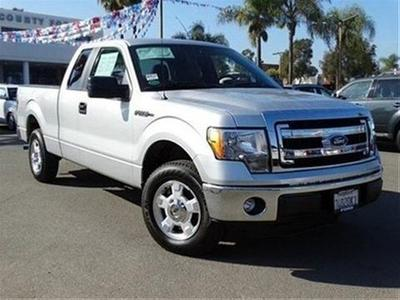 2013 Ford F150 XLT Extended Cab Pickup for sale in Vista for $25,995 with 22,275 miles.