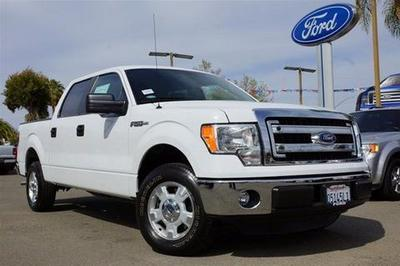 2013 Ford F150 XLT Crew Cab Pickup for sale in Vista for $27,912 with 15,955 miles.