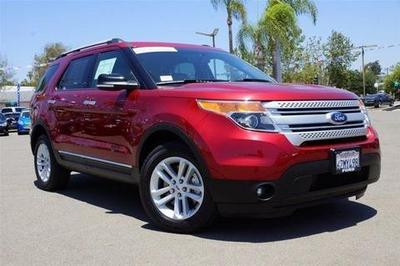 2013 Ford Explorer XLT SUV for sale in Vista for $28,994 with 38,304 miles.