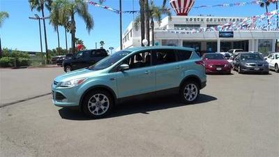 2013 Ford Escape SEL SUV for sale in Vista for $21,581 with 30,637 miles.