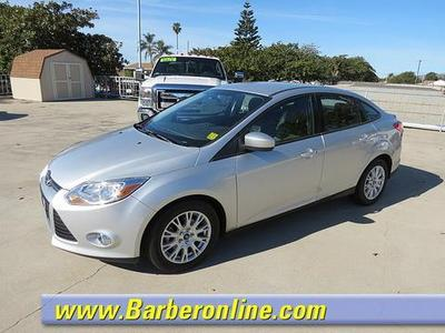 2012 Ford Focus SE Sedan for sale in Ventura for $14,795 with 33,285 miles.