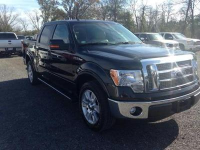 2012 Ford F150 Lariat Crew Cab Pickup for sale in Opelousas for $32,438 with 13,740 miles.