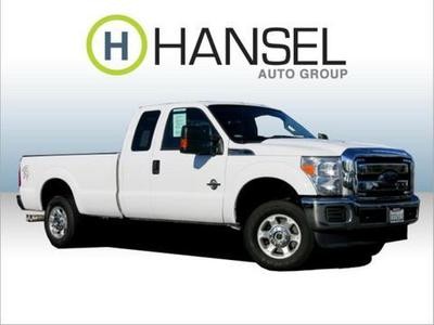 2013 Ford F250 XLT Extended Cab Pickup for sale in Santa Rosa for $38,495 with 23,896 miles.