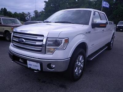 2013 Ford F150 Lariat Crew Cab Pickup for sale in Staunton for $39,595 with 15,566 miles.