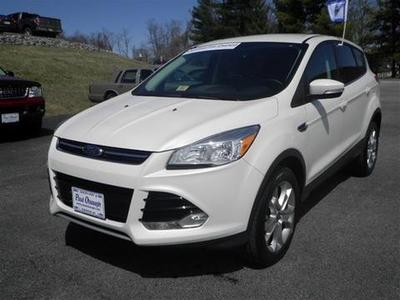 2013 Ford Escape SEL SUV for sale in Staunton for $26,495 with 26,026 miles.