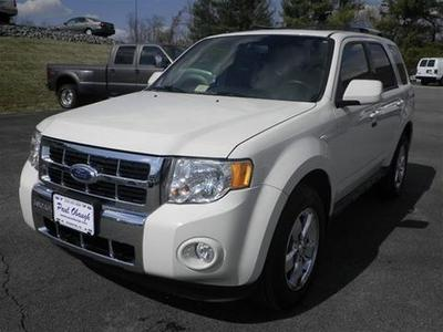 2012 Ford Escape Limited SUV for sale in Staunton for $25,095 with 27,414 miles.