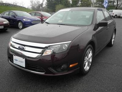 2012 Ford Fusion SE Sedan for sale in Staunton for $17,880 with 26,104 miles.