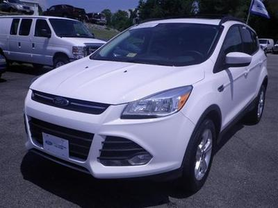 2013 Ford Escape SE SUV for sale in Staunton for $23,980 with 21,262 miles.