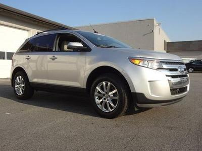 2013 Ford Edge SEL SUV for sale in Greensboro for $29,999 with 39,401 miles.
