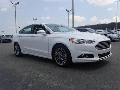2013 Ford Fusion Titanium Sedan for sale in Greensboro for $26,999 with 13,169 miles.