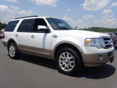 2011 Ford Expedition King Ranch SUV for sale in Greensboro for $37,000 with 48,396 miles.