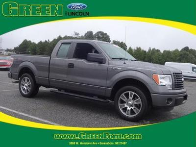 2014 Ford F150 Extended Cab Pickup for sale in Greensboro for $32,000 with 717 miles.