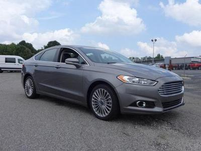 2013 Ford Fusion Titanium Sedan for sale in Greensboro for $26,000 with 46,459 miles.