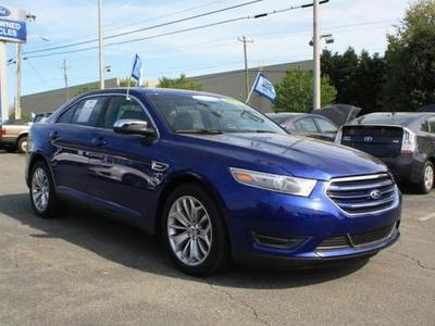 2014 Ford Taurus Limited Sedan for sale in Greensboro for $27,999 with 19,300 miles.