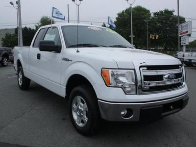 2013 Ford F150 Extended Cab Pickup for sale in Greensboro for $29,999 with 25,540 miles.