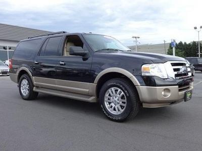 2013 Ford Expedition EL XLT SUV for sale in Greensboro for $41,999 with 36,007 miles.