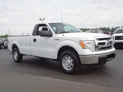 2013 Ford F150 Regular Cab Pickup for sale in Greensboro for $25,999 with 9,310 miles.
