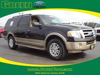 2013 Ford Expedition EL XLT SUV for sale in Greensboro for $38,999 with 35,153 miles.