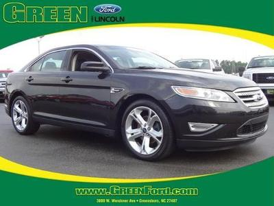 2011 Ford Taurus SHO Sedan for sale in Greensboro for $29,999 with 30,641 miles.