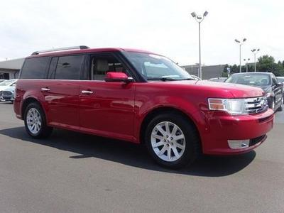 2012 Ford Flex SEL SUV for sale in Greensboro for $30,000 with 32,964 miles.