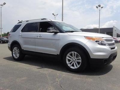 2013 Ford Explorer XLT SUV for sale in Greensboro for $32,000 with 34,199 miles.