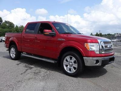 2011 Ford F150 Crew Cab Pickup for sale in Greensboro for $37,000 with 25,050 miles.