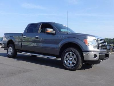 2011 Ford F150 Crew Cab Pickup for sale in Greensboro for $33,000 with 34,470 miles.