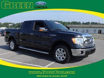 2013 Ford F150 Crew Cab Pickup for sale in Greensboro for $34,000 with 10,316 miles.