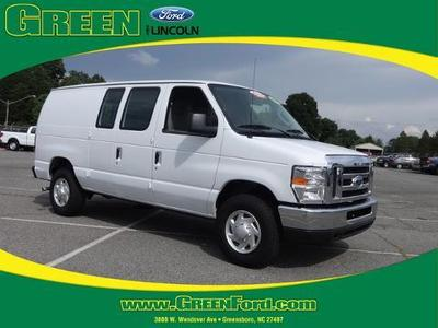 2013 Ford E250 Cargo Cargo Van for sale in Greensboro for $26,000 with 7,678 miles.