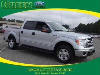 2014 Ford F150 Crew Cab Pickup for sale in Greensboro for $32,000 with 7,416 miles.