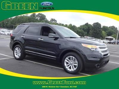 2013 Ford Explorer XLT SUV for sale in Greensboro for $29,000 with 38,045 miles.