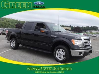 2014 Ford F150 Crew Cab Pickup for sale in Greensboro for $30,000 with 16,475 miles.