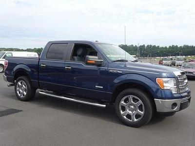 2013 Ford F150 Crew Cab Pickup for sale in Greensboro for $32,000 with 12,304 miles.