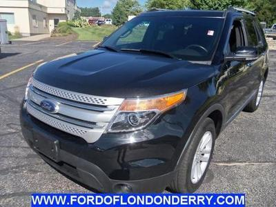 2013 Ford Explorer XLT SUV for sale in Londonderry for $31,499 with 28,469 miles.