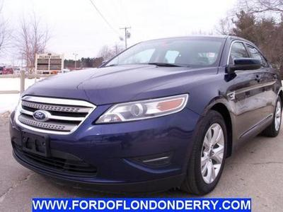 2011 Ford Taurus SEL Sedan for sale in Londonderry for $18,999 with 34,539 miles.