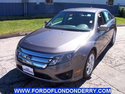 2012 Ford Fusion SE Sedan for sale in Londonderry for $16,499 with 27,633 miles.