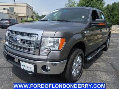 2013 Ford F150 Crew Cab Pickup for sale in Londonderry for $35,999 with 19,147 miles.