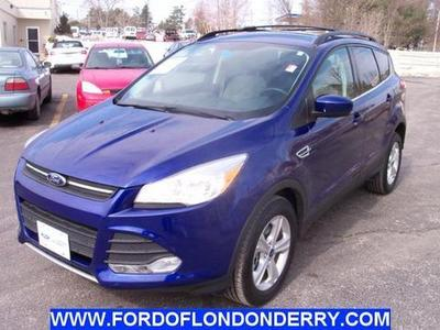 2013 Ford Escape SE SUV for sale in Londonderry for $23,999 with 18,366 miles.