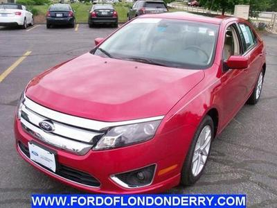 2012 Ford Fusion SEL Sedan for sale in Londonderry for $19,900 with 22,663 miles.