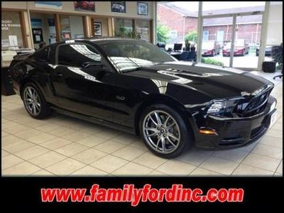 2014 Ford Mustang GT Premium Coupe for sale in Enfield for $37,995 with 1,609 miles.