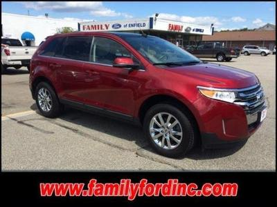 2013 Ford Edge Limited SUV for sale in Enfield for $30,995 with 24,097 miles.
